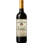 Вино Cellier du Vosc Cuvee Prestige Red Dry, 0.75 л. (ew)