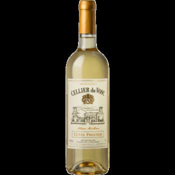 Вино Cellier du Vosc Cuvee Prestige White Dry, 0.75 л. (ew)