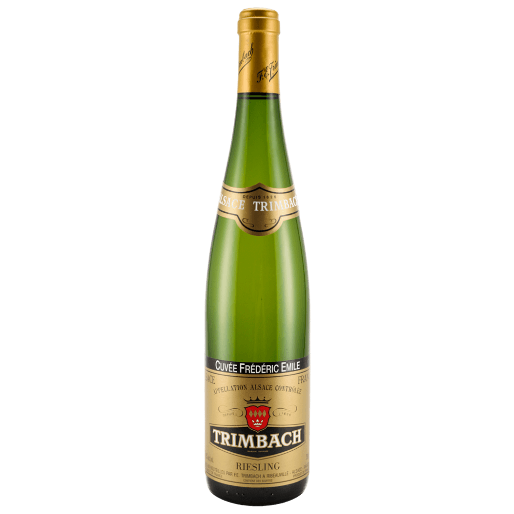 Вино Riesling Cuvee Frederic Emile, 0.75 л., 2008 г. (s)