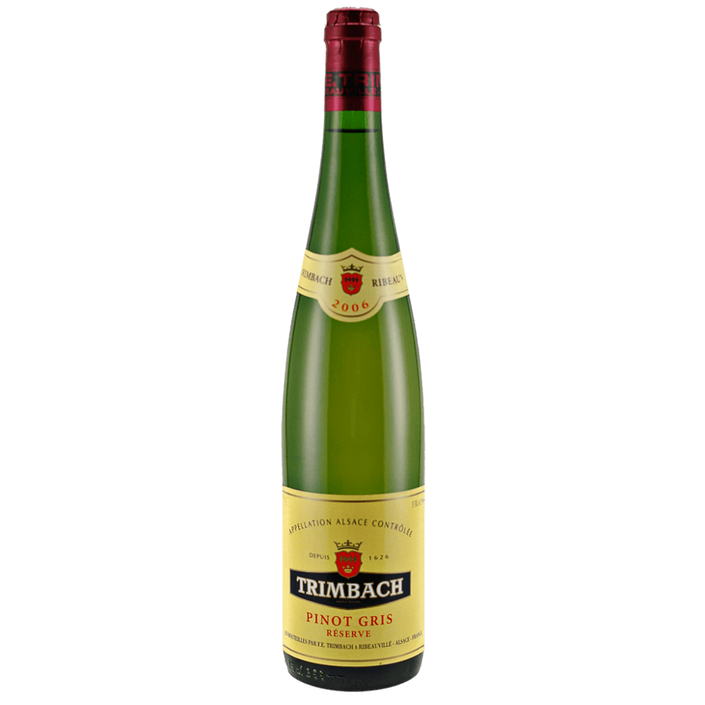 Вино Pinot Gris Reserve, 0.75 л., 2012 г. (s)