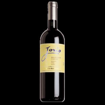 Вино Montepulciano d'Abruzzo Jorio, 0.75 л., 2015 г. (s)