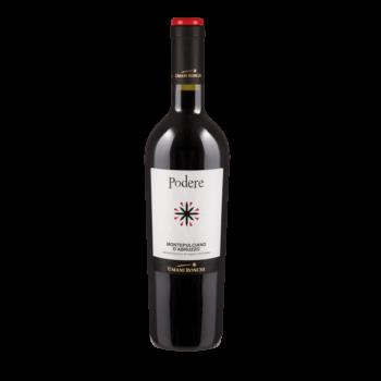 Вино Montepulciano d'Abruzzo, 0.75 л., 2016 г. (s)