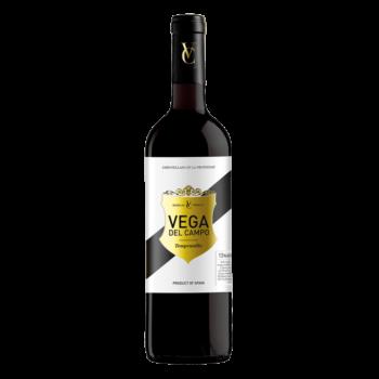 Вино Vega del Campo Tempranillo, 0.75 л. (s)