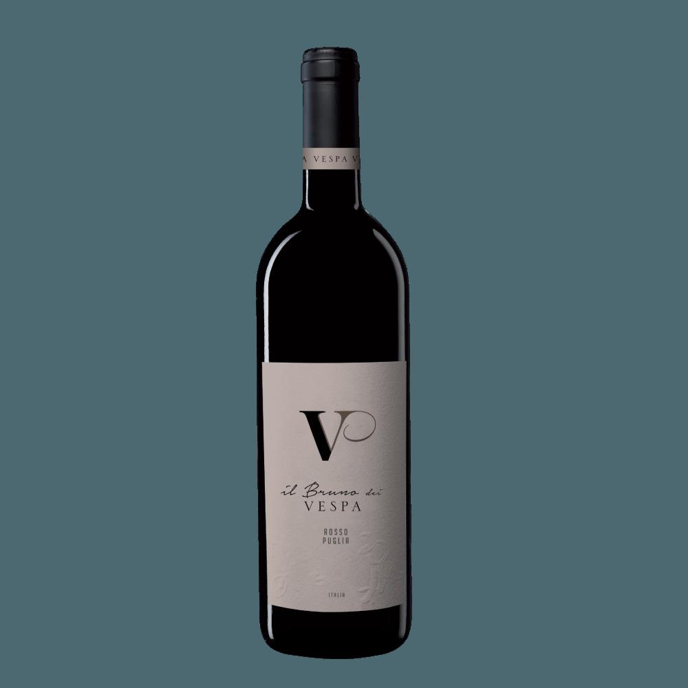 Вино Il Bruno dei Vespa, 0.75 л., 2017 г. (s)