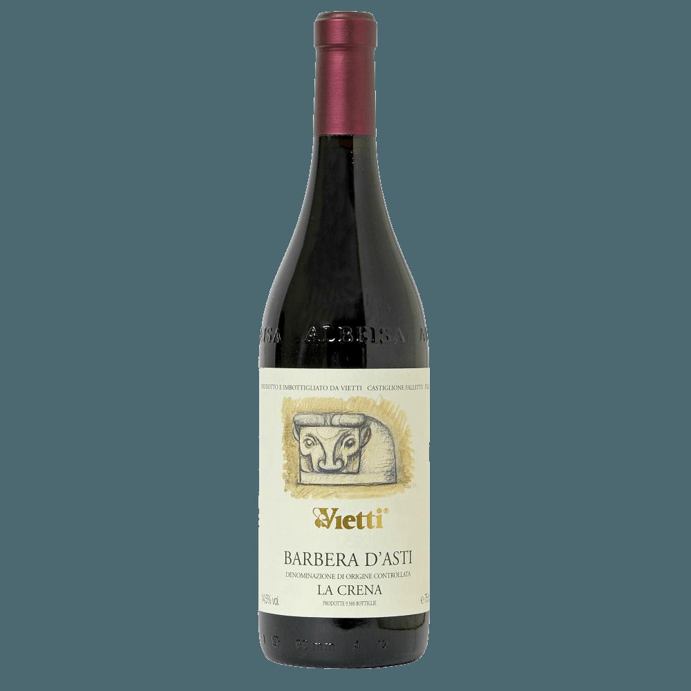 Вино Barbera d'Asti la Crena, 0.75 л., 2013 г. (s)