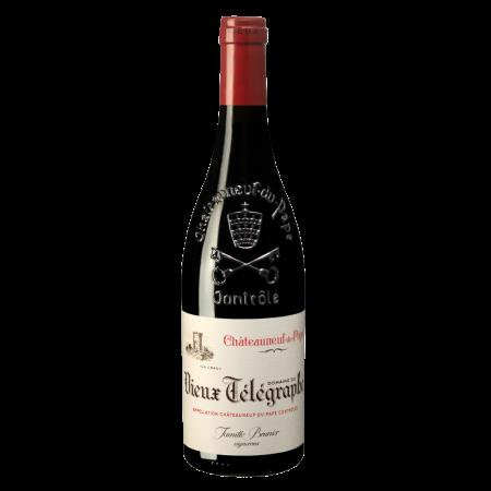 "Вино Chateauneuf-du-Pape Vieux Telegraphe ""La Crau"", 0.375 л., 2014 г. (s)"