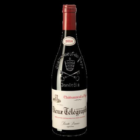 "Вино Chateauneuf-du-Pape Vieux Telegraphe ""La Crau"", 0.75 л., 2014 г. (s)"