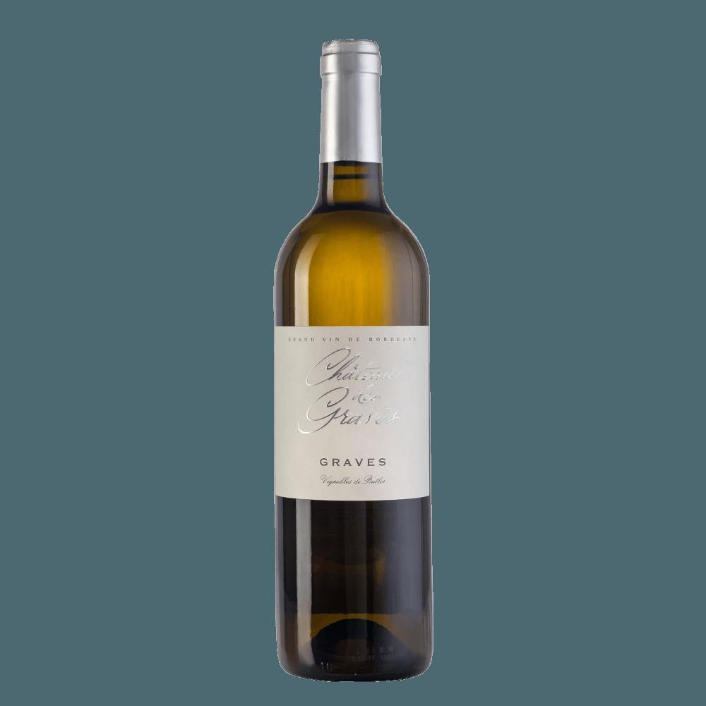 Вино Chateau des Graves, 0.75 л., 2017 г. (s)