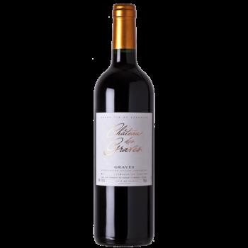 Вино Chateau des Graves, 0.75 л., 2011 г. (s)