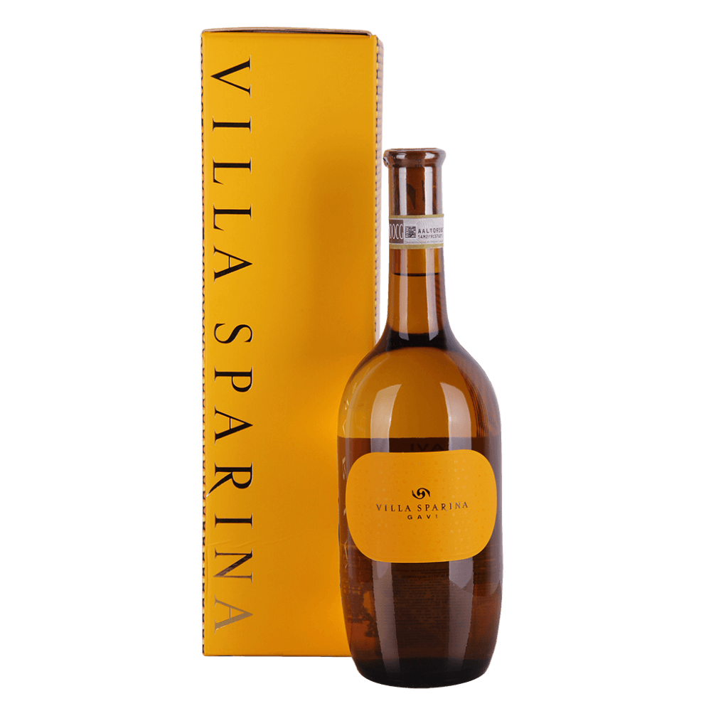 Вино Gavi Villa Sparina, 0.75 л., 2016 г. (s)