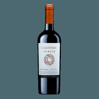 Вино Cabernet Sauvignon Tributo, 0.75 л., 2015 г. (s)