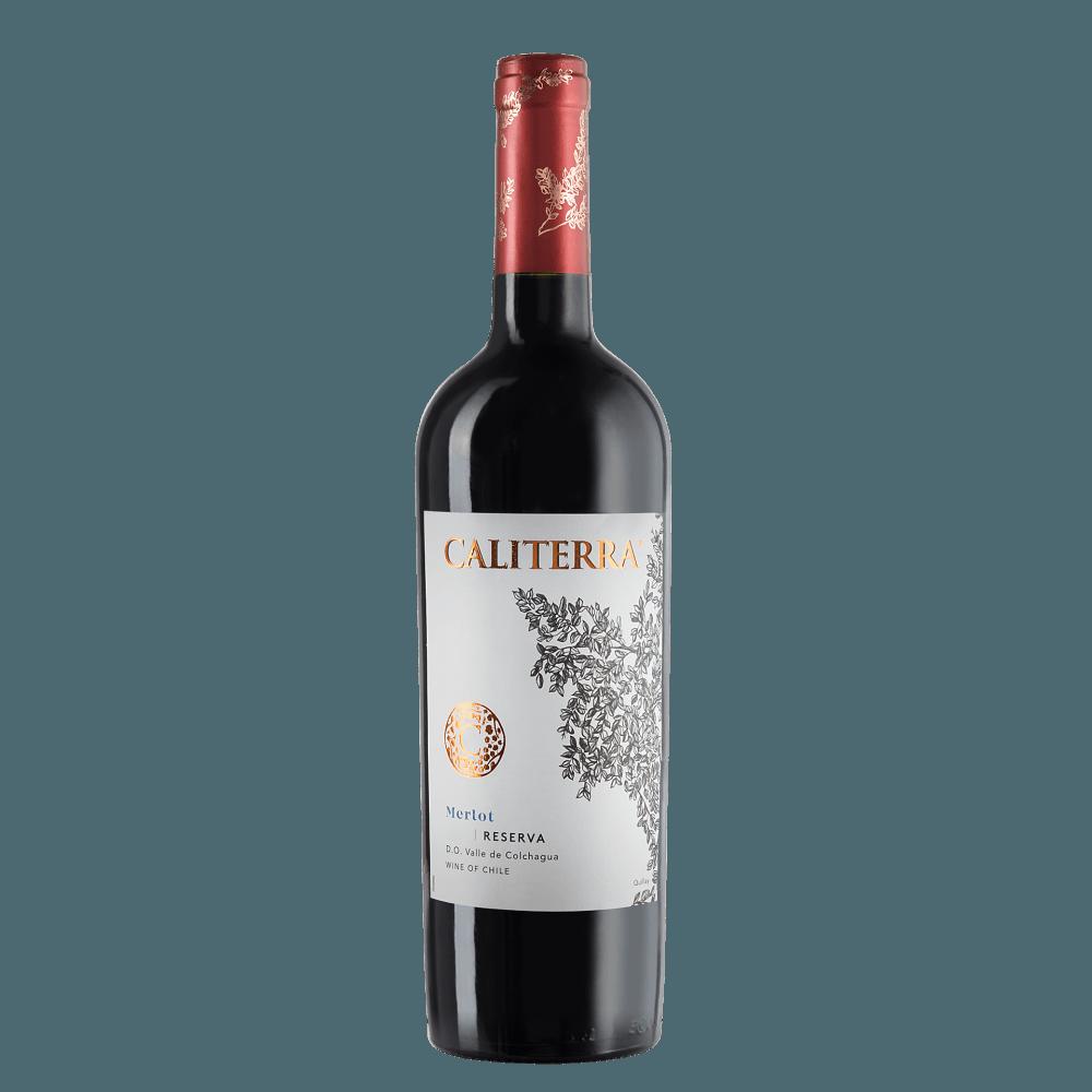 Вино Merlot Reserva, 0.75 л., 2016 г. (s)