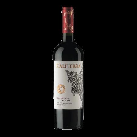 Вино Carmenere Reserva, 0.75 л., 2016 г. (s)