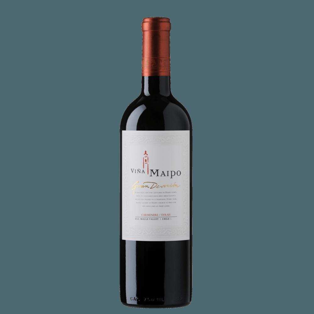 Вино Gran Devocion Carmenere, 0.75 л., 2015 г. (s)