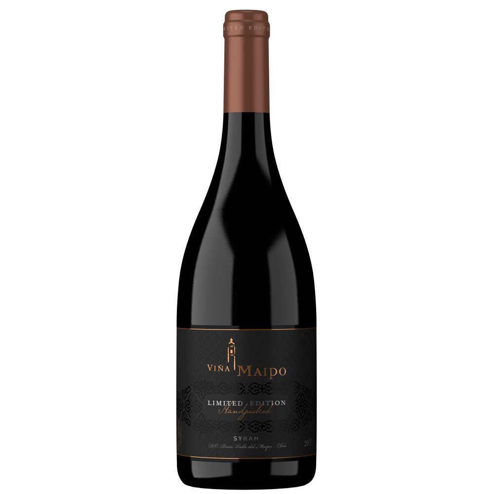 Вино Vina Maipo Syrah Limited Edition, 0.75 л., 2013 г. (s)