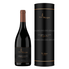 Вино Vina Maipo Syrah Limited Edition, 0.75 л., 2013 г., П/У (s)