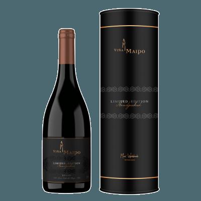 Вино Vina Maipo Syrah Limited Edition, 0.75 л., 2013 г., П/У (s)