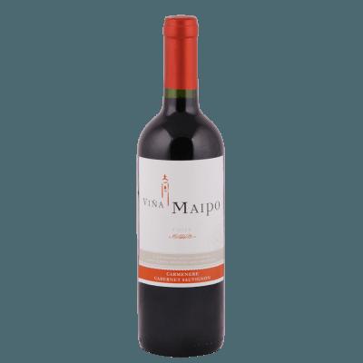 Вино Carmenere/Cabernet Sauvignon, 0.75 л., 2015 г. (s)