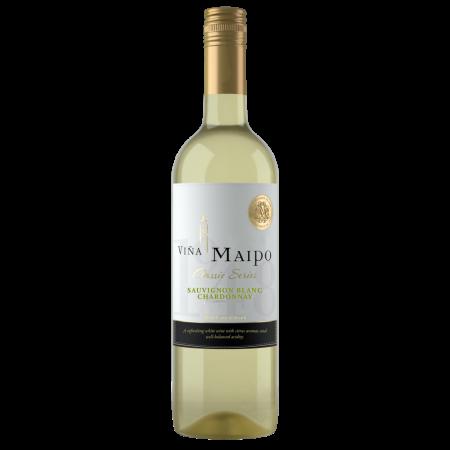 Вино Sauvignon Blanc/Chardonnay, 0.75 л., 2017 г. (s)