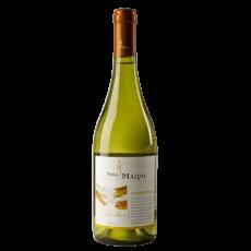 Вино Chardonnay Mi Pueblo, 0.75 л., 2017 г. (s)