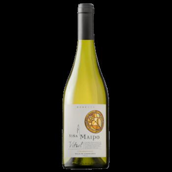 Вино Vitral Chardonnay Reserva, 0.75 л., 2017 г. (s)