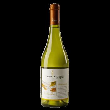 Вино Chardonnay Mi Pueblo, 0.75 л., 2016 г. (s)