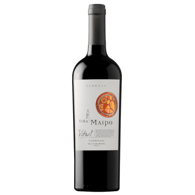 Вино Vitral Carmenere Reserva, 0.75 л., 2016 г. (s)