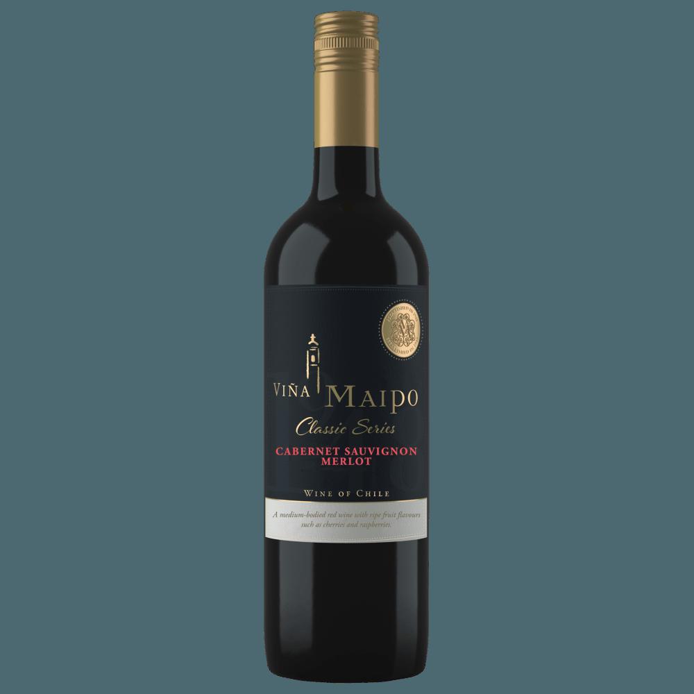 Вино Cabernet Sauvignon/Merlot, 0.75 л., 2016 г. (s)