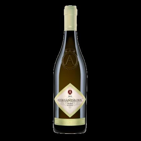 Вино Tema Chardonnay, 0.75 л., 2015 г. (s)