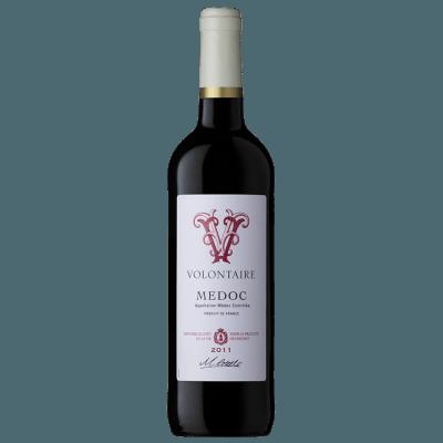 Вино Volontaire Rouge, 0.75 л., 2013 г. (s)