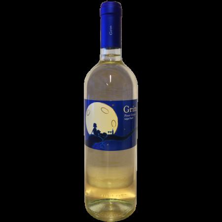 Вино Grin Pinot Grigio, 0.75 л., 2016 г (s)