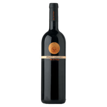 Вино Pinot Grigio Zuc di Volpe, 0.75 л., 2015 г. (s)