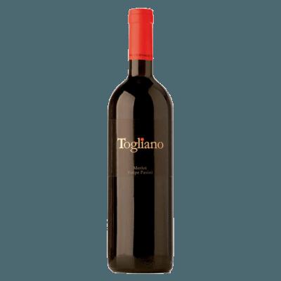 Вино Togliano Merlot Volpe Pasini, 0.75 л., 2013 г. (s)