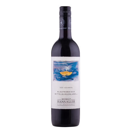 Вино Blaufrankisch Hochberg, 0.75 л., 2014 г. (s)