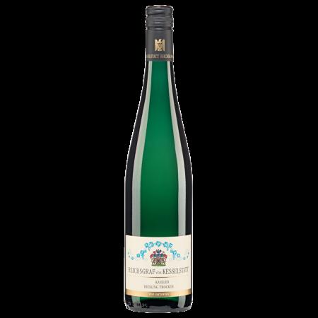 Вино Kaseler Riesling Trocken, 0.75 л., 2016 г. (s)