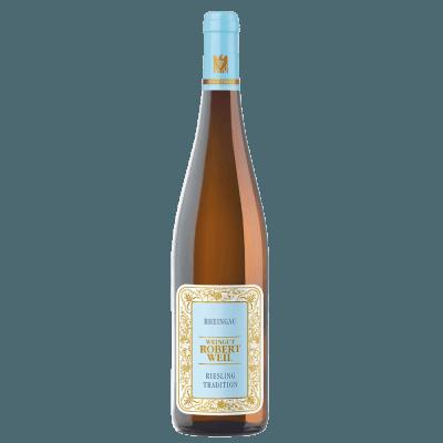 Вино Rheingau Riesling Tradition, 0.75 л., 2016 г. (s)