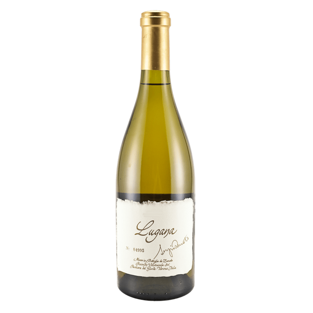 Вино Lugana Riserva Sergio Zenato, 0.75 л., 2015 г. (s)