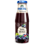 """Fructal Bio, сок мультифруктовый """"Виноград-Яблоко-Вишня"""", 0.7 л."""