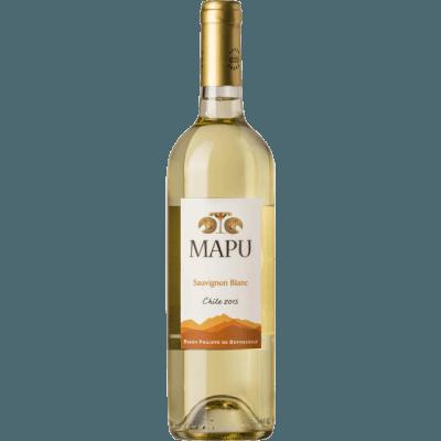 Вино Mapu Seleccion Sauvignon Blanc, 0.75 л. (ew)