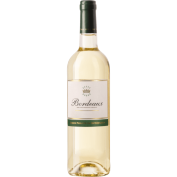 Вино Bordeaux La Baronnie Blanc, 0,75 л (ew)
