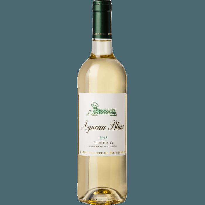 Вино Agneau Blanc, 0.75 л. (ew)