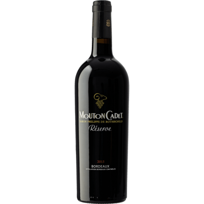 Вино Reserve Mouton Cadet Graves Rouge, 0.75 л. (ew)