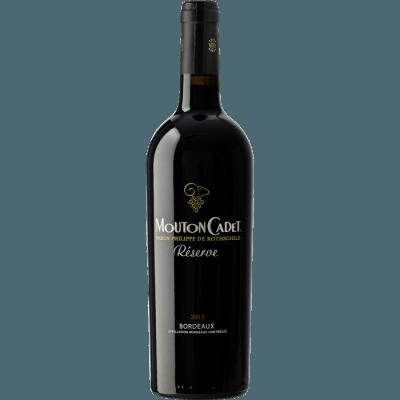 Вино Mouton Cadet Reserve Bordeaux Rouge, 0.75 л. (ew)