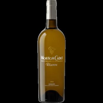 Вино Mouton Cadet Reserve Graves Blanc, 0.75 л. (ew)