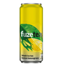 Холодный чай Fuzetea (цитрус), 330 мл