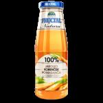 """Fructal Bio, сок мультифруктовый """"Яблоко-Морковь-Апельсин"""", 0.7 л."""