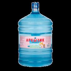 Архызик, питьевая вода для кулера, 19 л.