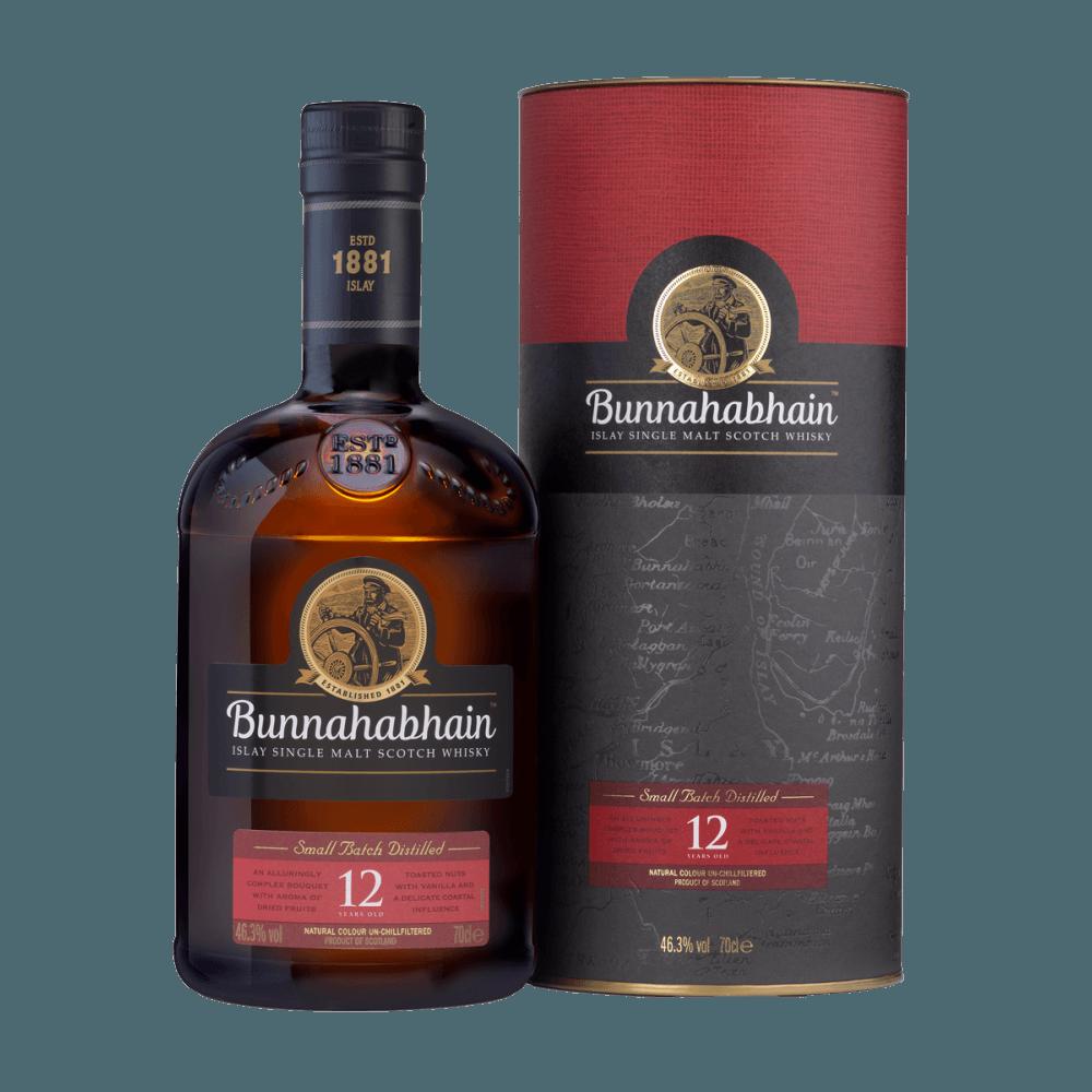 Скотч Bunnahabhain Aged 12 Years, 0.7 л.