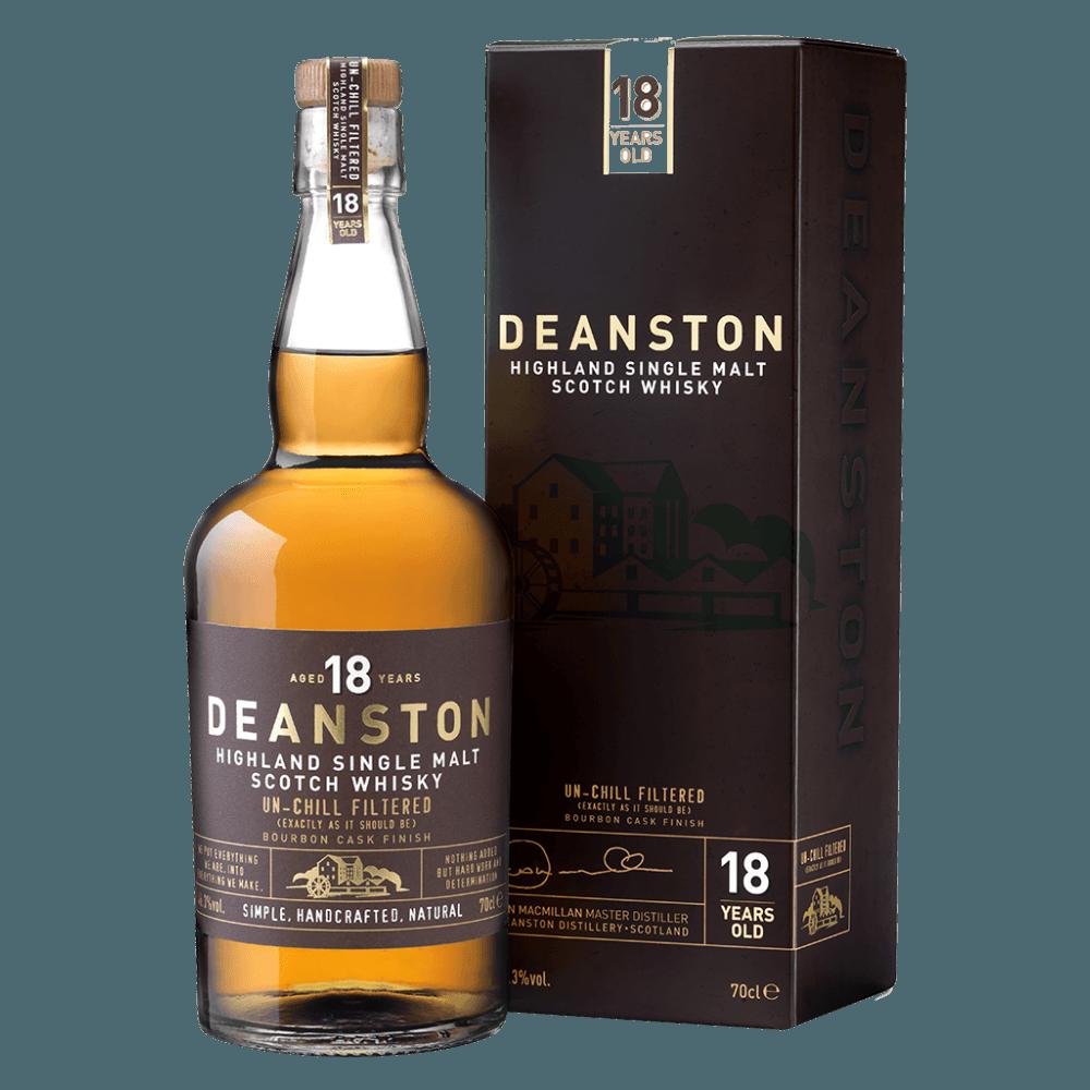 Скотч Deanston Aged 18 Years, 0.7 л.