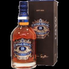 Виски Chivas Regal 18 лет, 0.7 л.